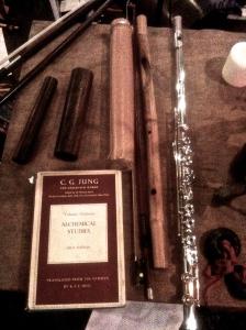 Jung & flutes
