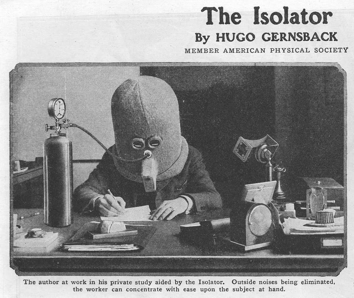 the-isolator